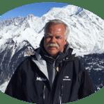 Fluent english american ski school instructeur italian swiss alps cervinia