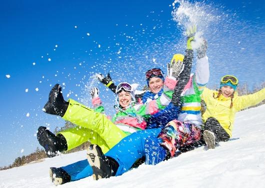 Fluent english ski school instructor italian swiss alps cervinia slider1